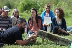 susquehanna permaculture, rewilding school, rebel garden, pennsylvania permaculture, pennsylvania primtive skills, wild land permaculture